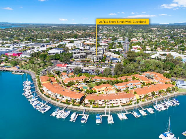 26/135-139 Shore Street West, Cleveland, Qld 4163