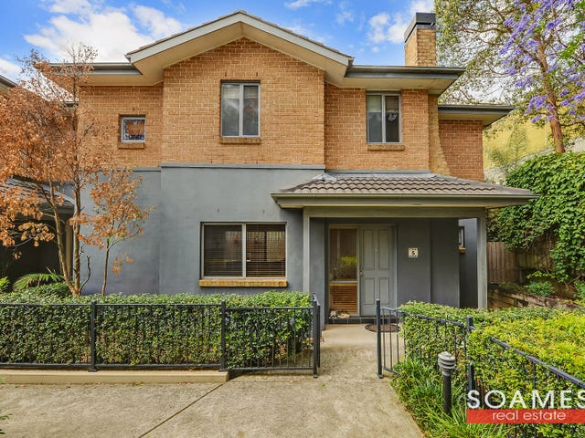 5/3-5 Forbes Street, Hornsby, NSW 2077