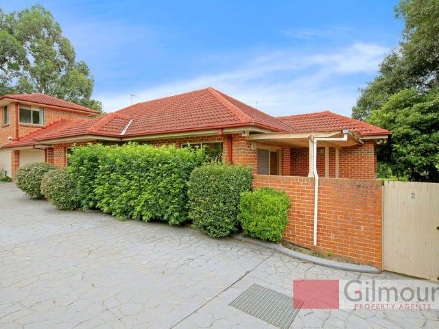 2/9-11 Crane Road, Castle Hill, NSW 2154