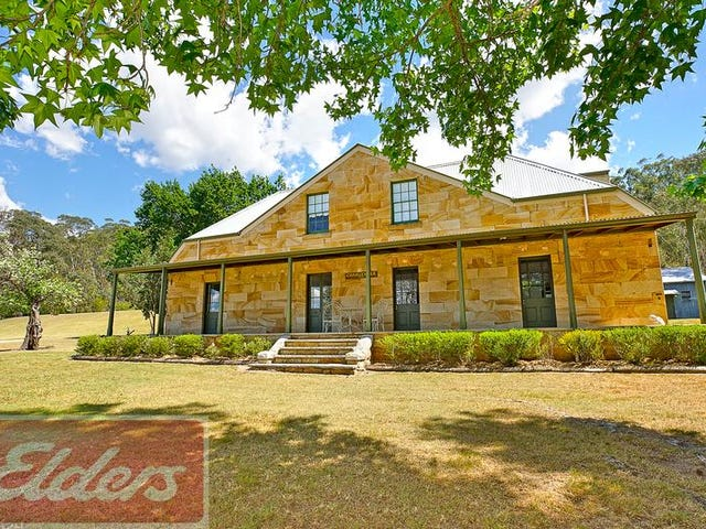 260 BENTS BASIN ROAD, Wallacia, NSW 2745
