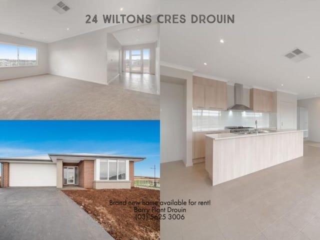 24 Wiltons Cres, Jacksons View Es, Drouin, Vic 3818