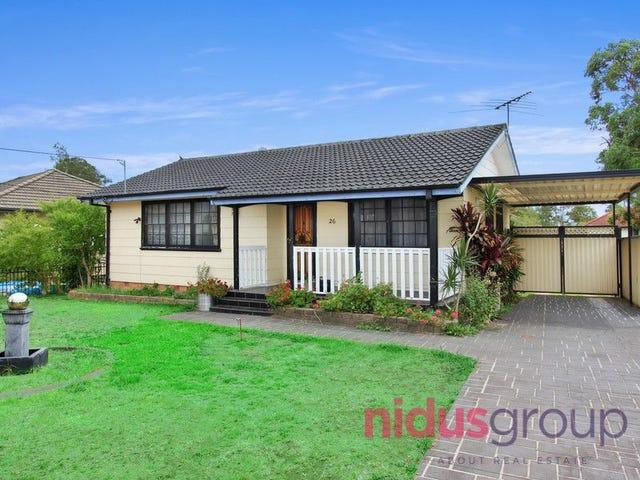26 Talasea Street, Whalan, NSW 2770