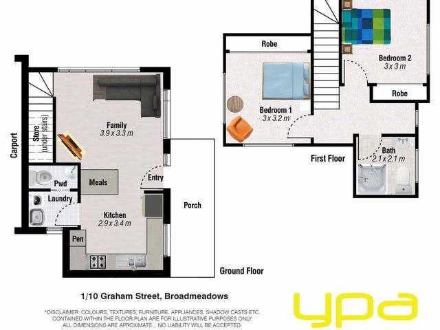 1,2,3,4/10 Graham Street, Broadmeadows, Vic 3047