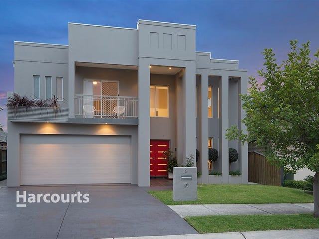 3 Hadley Circuit, Beaumont Hills, NSW 2155