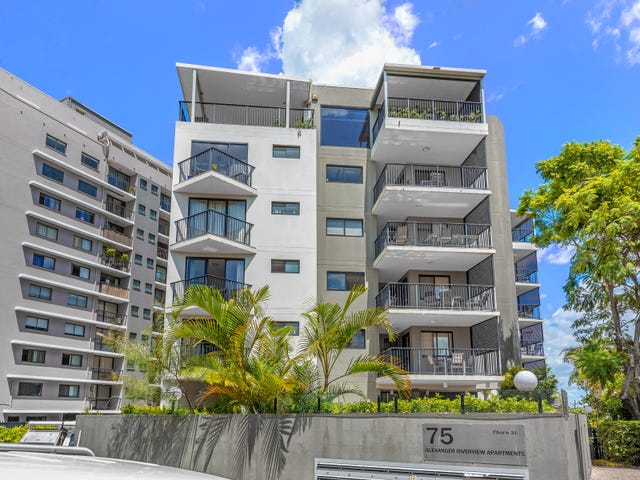 4/75 Thorn Street, Kangaroo Point, Qld 4169