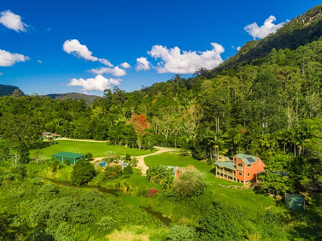 354 Upper Wilsons Creek Road, Upper Wilsons Creek, NSW 2482