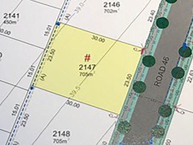 Lot 2147, 121 Old Pitt Town Road, Box Hill, NSW 2765