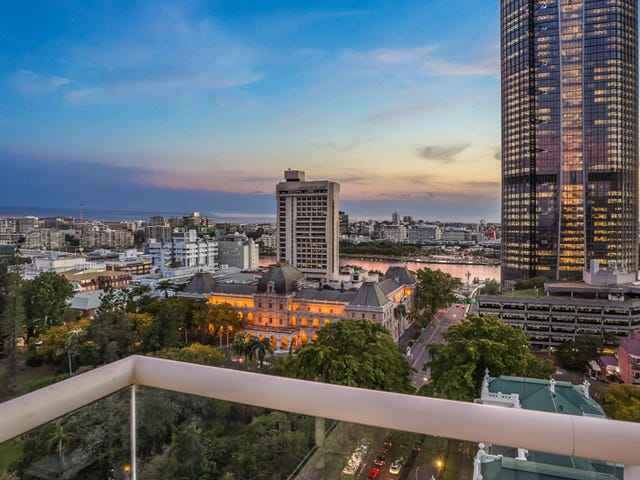 1606/132 Alice St 'Quay West Residencies', Brisbane City, Qld 4000