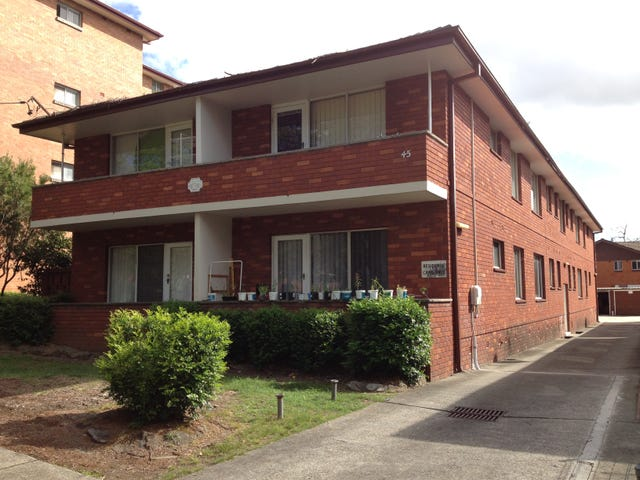 2/45 Burlington Road, Homebush, NSW 2140
