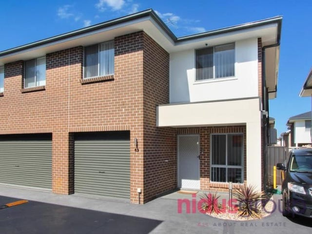 13/17 Abraham Street, Rooty Hill, NSW 2766