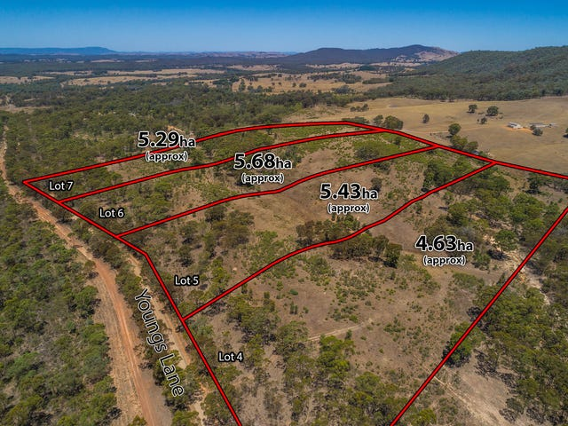 Lot 4 Youngs Lane, Tooborac, Vic 3522