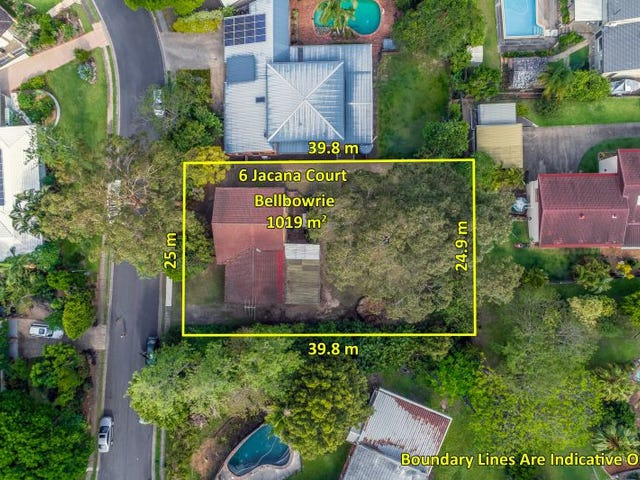 6 Jacana Court, Bellbowrie, Qld 4070