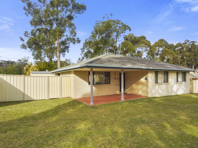 4 Tilbrook Avenue, St Georges Basin, NSW 2540