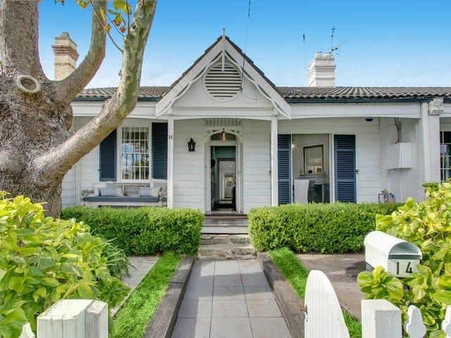 14 Crescent Street, Fairlight, NSW 2094