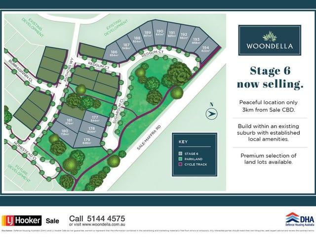 WOONDELLA ESTATE (Stage 6), Sale, Vic 3850