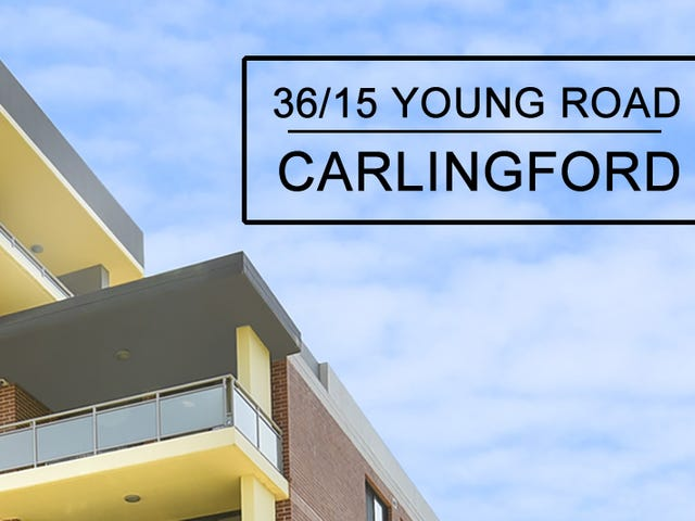 36/15 Young Road, Carlingford, NSW 2118