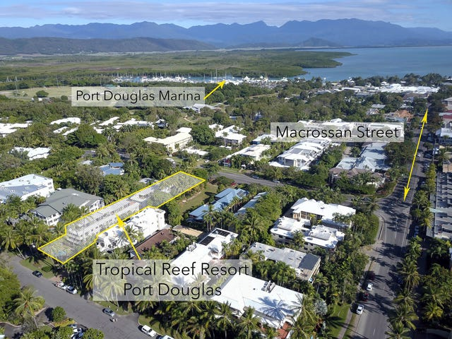 3 Tropical Reef/10 Davidson Street, Port Douglas, Qld 4877