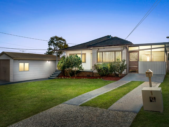 1 Nicholas Street, Blacktown, NSW 2148