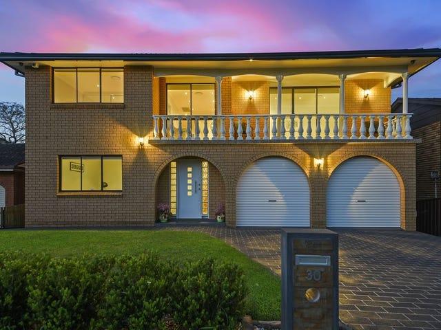 30 St Andrews Boulevard, Casula, NSW 2170