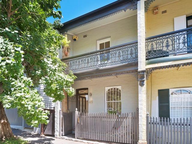 45 Reynolds Street, Balmain, NSW 2041