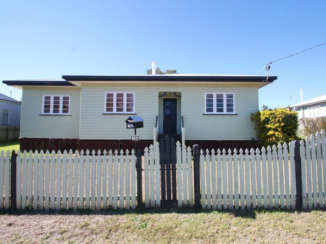 20 Winifred Street, South Toowoomba, Qld 4350