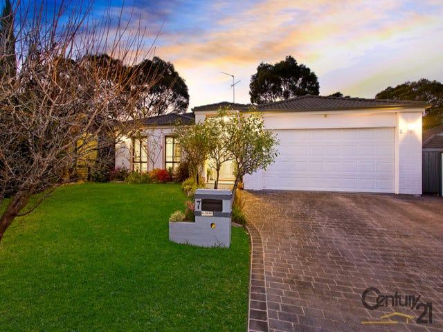7 Waterford Street, Kellyville Ridge, NSW 2155