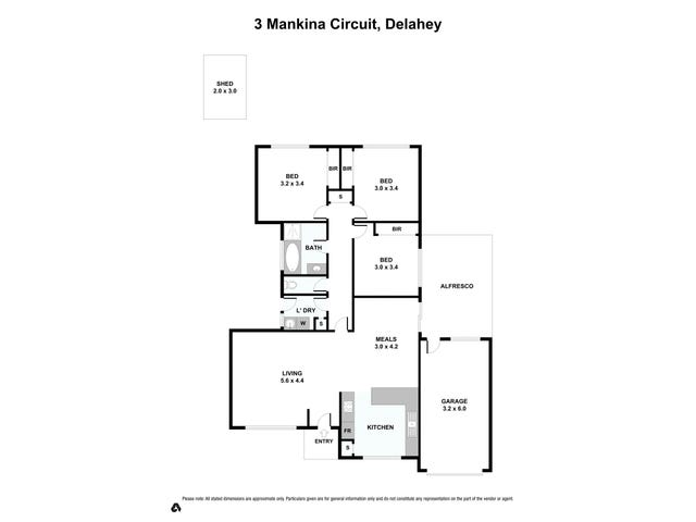 3 Mankina Circuit, Delahey, Vic 3037