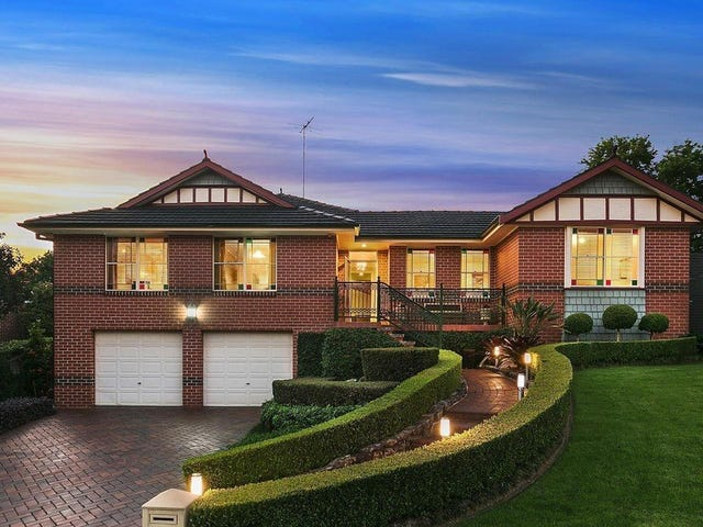 50 Coolock Crescent, Baulkham Hills, NSW 2153