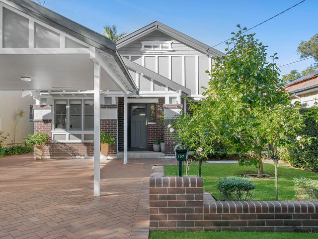 107 Fourth Avenue, Willoughby, NSW 2068