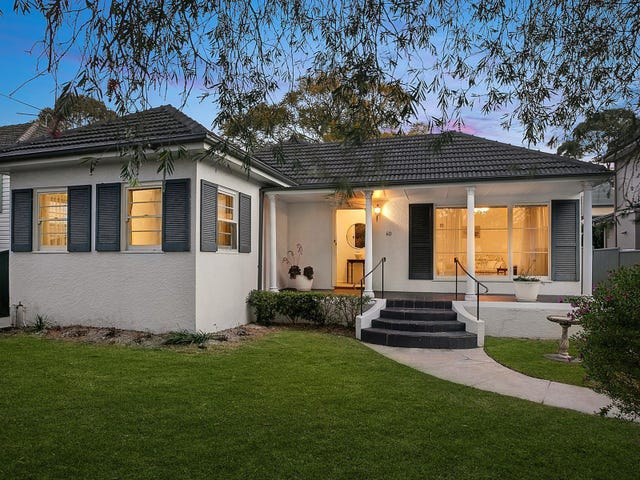 60 Ryde Road, Hunters Hill, NSW 2110