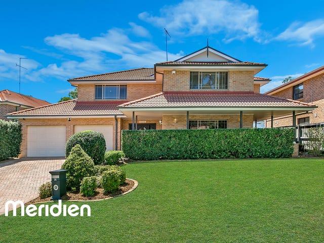 14 Arnold Janssen Drive, Beaumont Hills, NSW 2155