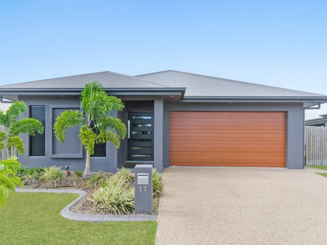 11 Cartier Circuit, Burdell, Qld 4818