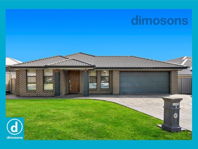 5 Cosgrove Avenue, Flinders, NSW 2529