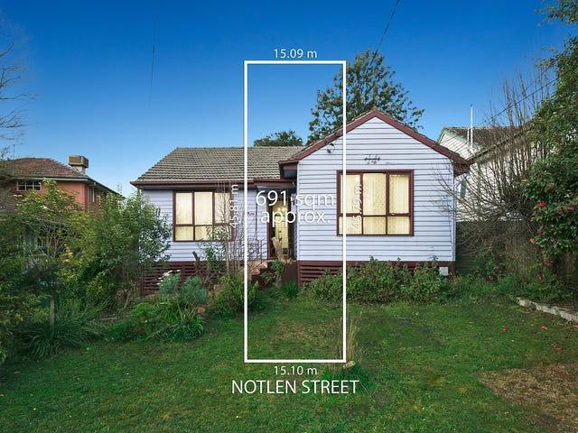 14 Notlen Street, Ringwood, Vic 3134