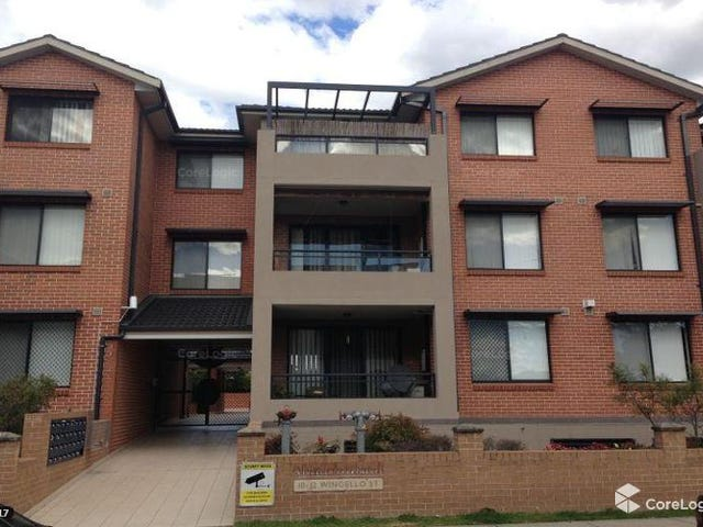 Unit 11/10-12 Wingello Street, Guildford, NSW 2161