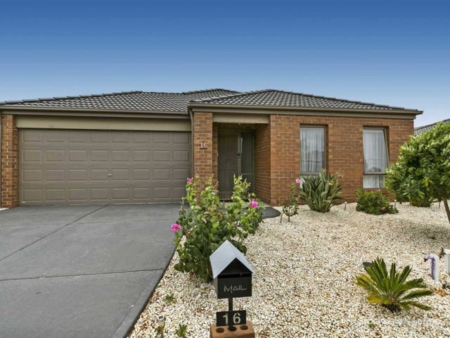 16 DUSKY BELLS DRIVE, Cranbourne West, Vic 3977