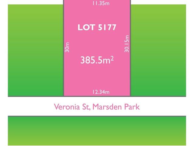 Lot 5177, Veronia Street, Marsden Park, NSW 2765