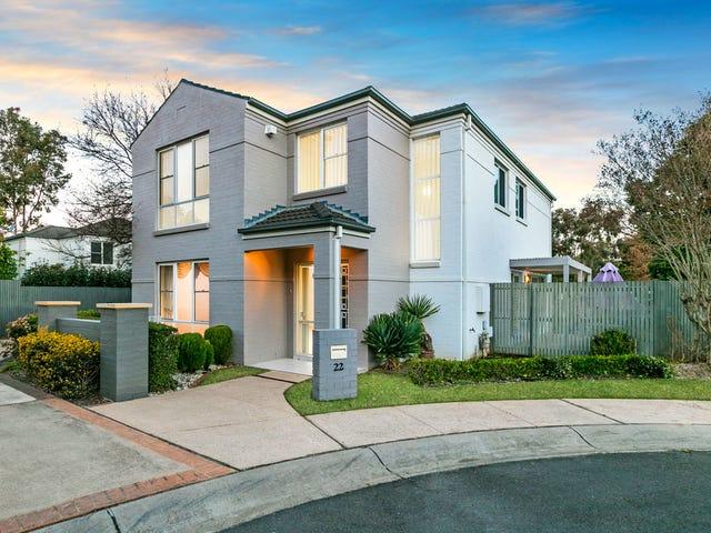 22 Marlow Place, Kellyville Ridge, NSW 2155