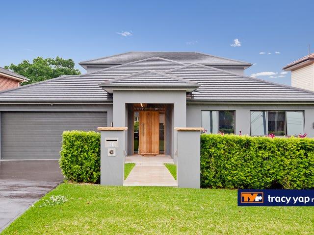 10 Pembroke Road, Marsfield, NSW 2122