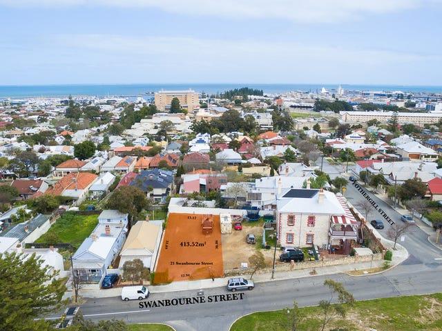 21 Swanbourne Street, Fremantle, WA 6160