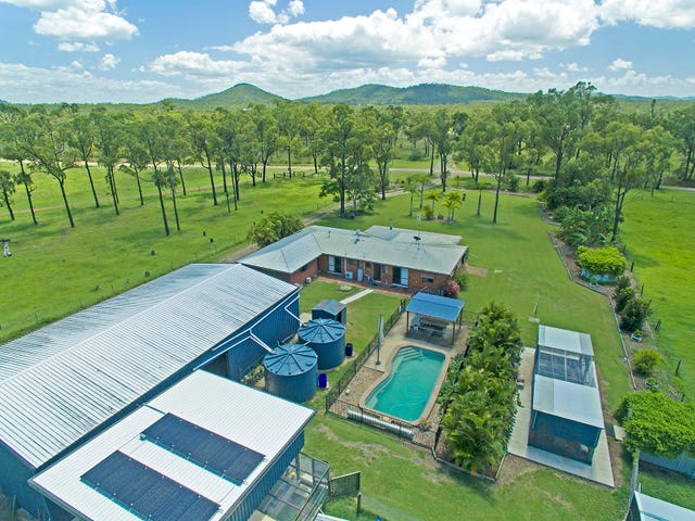 445 Cobraball Road, Cobraball, Qld 4703
