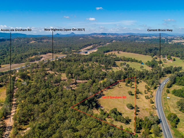 Lot 2 Gresham Road, Kybong, Qld 4570