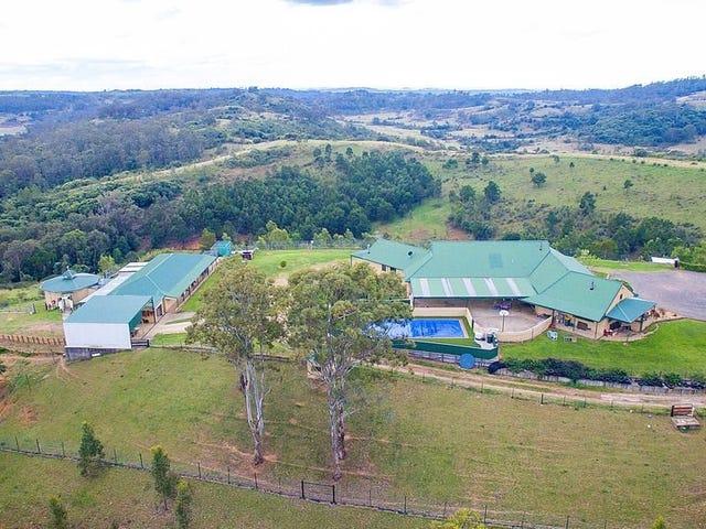 123 Evelyns Range Road, The Oaks, NSW 2570