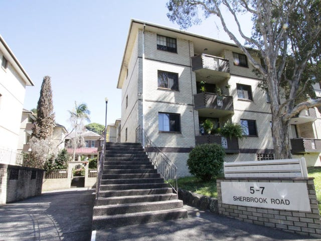 7/5 Sherbrook Road, Hornsby, NSW 2077