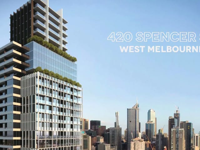 1008/420 Spencer Street, Melbourne, Vic 3000