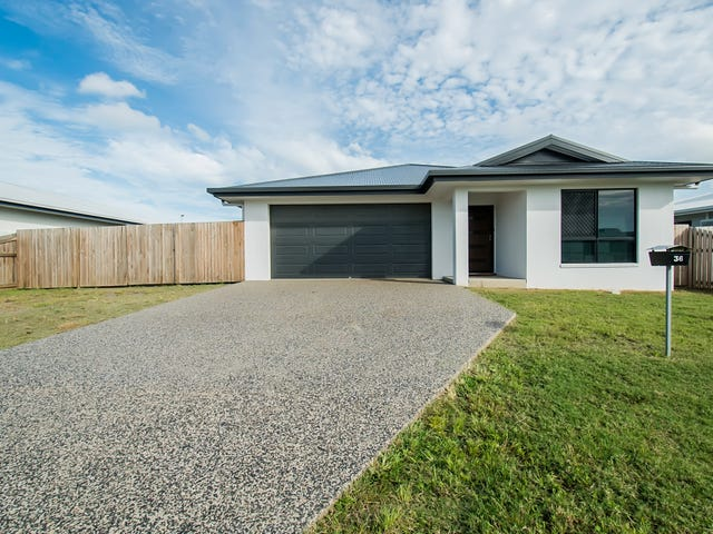 36 Fairway Drive, Bakers Creek, Qld 4740