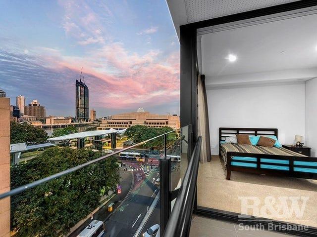805/77 Grey Street, South Brisbane, Qld 4101