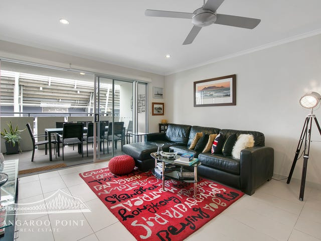 1407/67 Linton Street, Kangaroo Point, Qld 4169