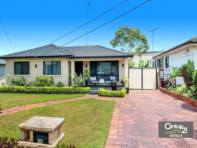 20 Iris Street, Guildford, NSW 2161