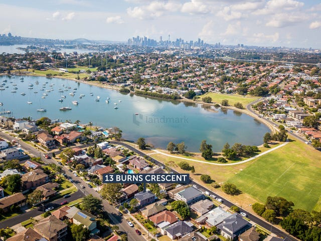 13 Burns Crescent, Chiswick, NSW 2046